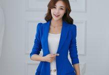 áo vest công sở Hàn Quốc