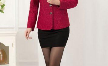 áo vest công sở cho phụ nữ trung niên