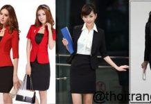 vest công sở nữ ở Hà Nội