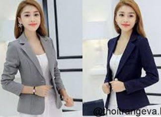 vest công sở nữ ở Đà Nẵng