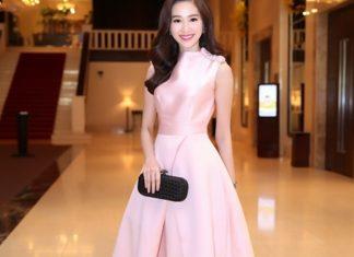 váy đầm công sở dài qua gối