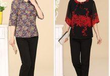 thời trang công sở dành cho phụ nữ tuổi 50