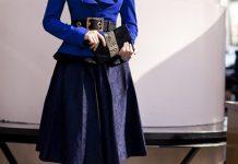 thời trang công sở dành cho phụ nữ tuổi 40