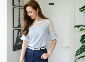 áo công sở thời trang Ivy