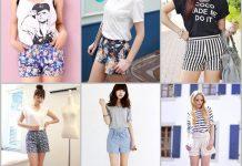 thời trang đi biển cho người thấp