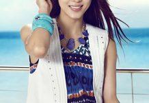 thời trang đi biển của sao Hàn