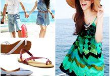 thời trang đi biển mùa hè