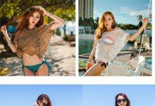 quần áo mặc đi biển